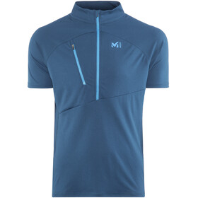 Millet Elevation Zip Shirt Men poseidon